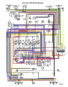 Innocenti 1300 wiring diagram 236x300 diagrams jason's mini world